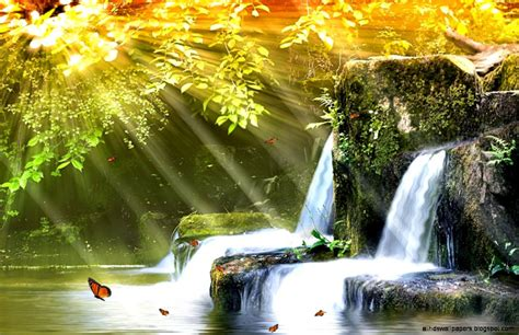 Free Animated Fall Wallpaper - animated fall screensavers wallpaper all hd wallpapers