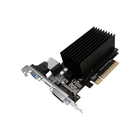 carte graphique pc bureau carte graphique palit geforce gt 710 1 go ddr3