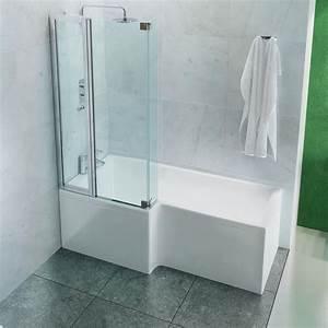 Baignoire D Angle Asymétrique : baignoire acrylique encastrer baldelia angle gauche ~ Premium-room.com Idées de Décoration