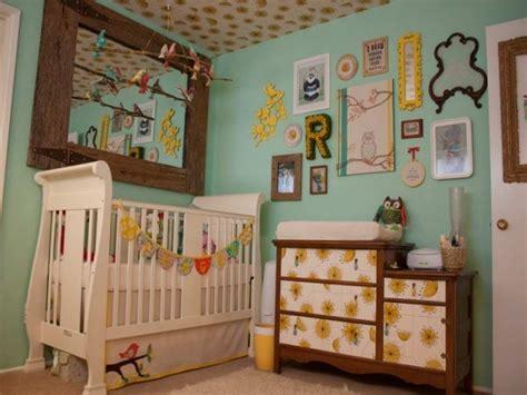 décoration chambre bébé vintage decoration chambre bebe fille vintage visuel 2
