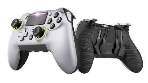 scuf vantage launches   ps controller