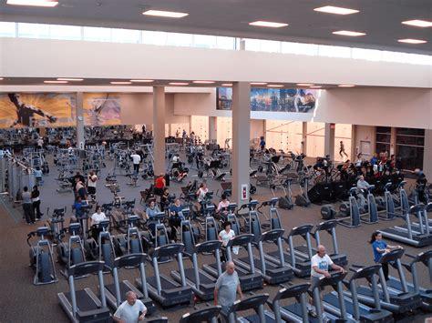 L.A. Fitness Sports Club - EW Howell