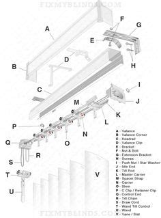 1000+ images about Blind Repair Diagrams & Visuals on