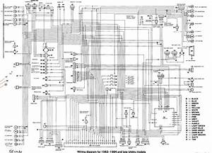2000 Subaru Forester Schematic