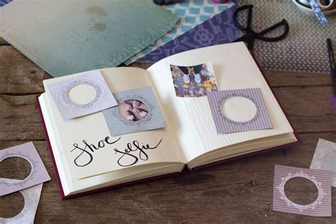 fotoalbum selbst gestalten ideen fotoalbum als geschenk gestalten