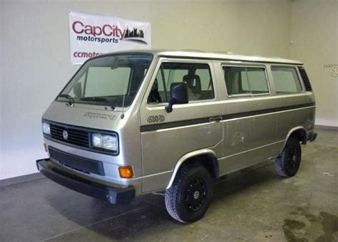 vanagon syncro   sale  cars