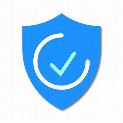 Shield Icon Animated Ready Web