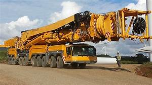 Liebherr Mobile Crane Ltm 11200 9 1 1200 Tonne