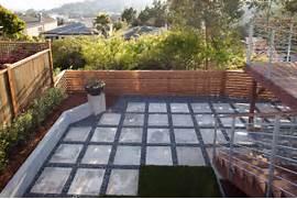 Adding Pavers To Concrete Patio Decorate Cast Concrete Patio Contemporary Patio San Francisco By Jeff