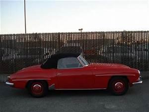 Voitures De Collection à Vendre : mercedes 190 sl 1959 d 39 occasion n 40 49000e voitures de collection vendre ~ Maxctalentgroup.com Avis de Voitures