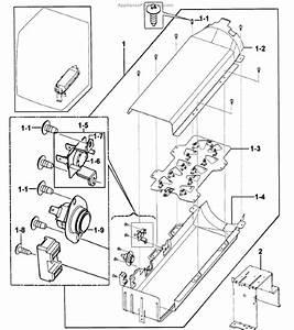 Parts For Samsung Dv218aeb  Xaa