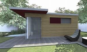 moderne sauna ideen fur den heimischen garten http www With französischer balkon mit sauna bauen garten