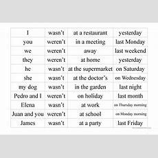 Word Order Was  Were Worksheet  Free Esl Printable Worksheets Made By Teachers