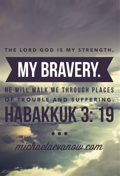 The bible offers verses on finding strength for hard times and encouraging our faith when we feel despair. you will find that god's words will bring you comfort and fortitude. Quotes about Spiritual strength (104 quotes)