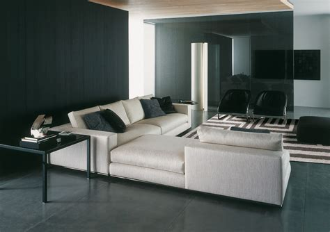 Sofa Beds Leather Sale by Hamilton Sofa Designed By Rodolfo Dordoni Minotti