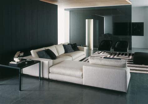 Hamilton Sofa   Designed by Rodolfo Dordoni, Minotti