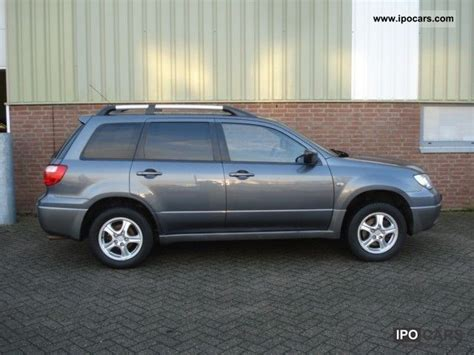 nissan outlander 2008 2008 mitsubishi sport outlander 2 0 invite car photo and