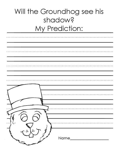 art  teaching  kindergarten blog groundhog day