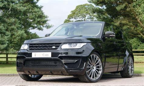 Used Land Rover Onyx Range Rover Sport San Marino Edition