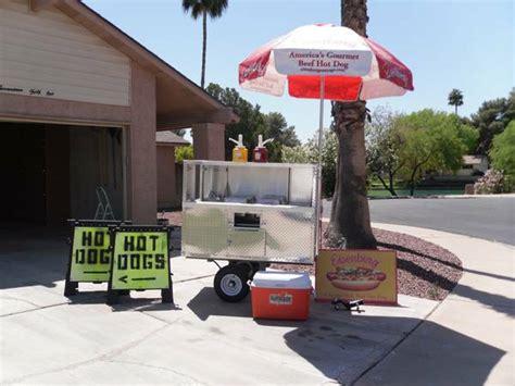victor hot dog carts  sale