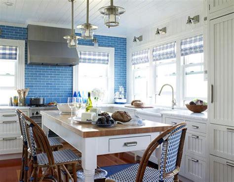 blue kitchen decorating ideas 20 refreshing blue kitchen design ideas rilane