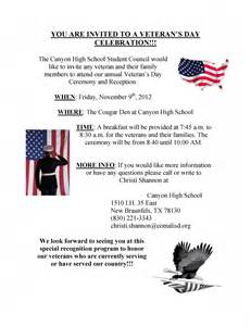 wedding ceremony programs templates high school veterans day ceremony images frompo