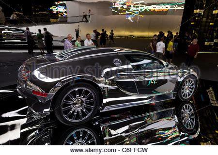 Bugatti Dealership Michigan by Bugatti Veyron Car On Display Berlin Germany Europe Stock