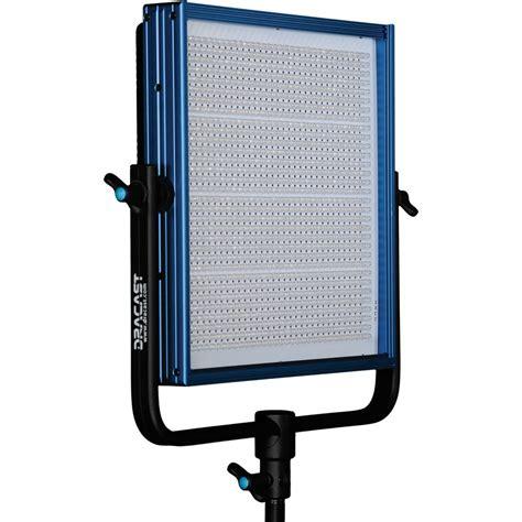 vidpro professional led light dracast led1000 pro bi color led light dr led1000 bv b h photo