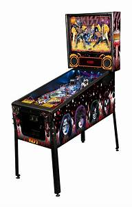 Stern KISS Premium Pinball Machine Liberty Games