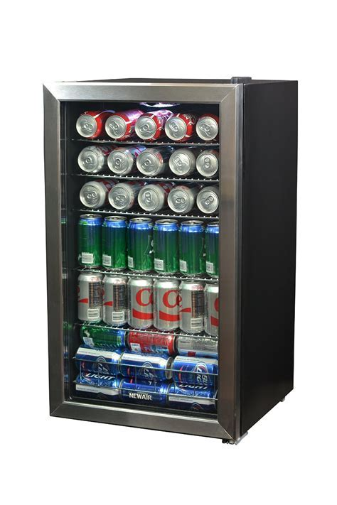 New Air 126 Can Beverage Cooler