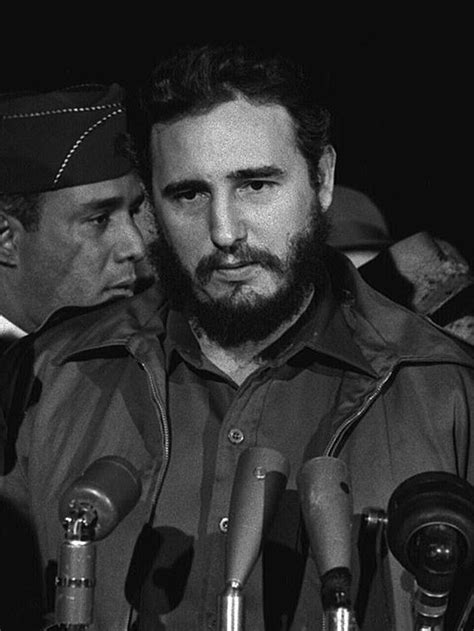 fidel castro  national geographic society
