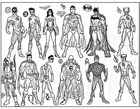 supereroi da stare e colorare disegni da colorare supereroi marvel con disegni supereroi