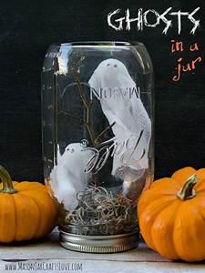 Basteltipps Für Halloween : 5 kreative basteltipps f r halloween mit mason jars ~ Lizthompson.info Haus und Dekorationen