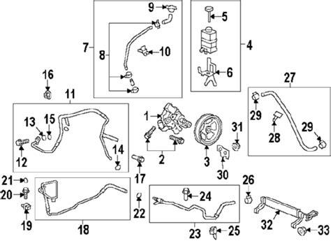 Gmc Part Diagram by Parts 174 Gmc Hose Partnumber 22915139