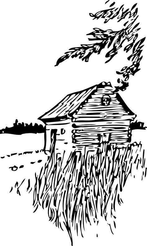 onlinelabels clip art cabin   plains