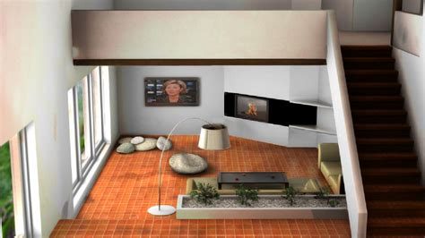 inspiration chambre aménagement d 39 un salon projet 3d stinside architecture