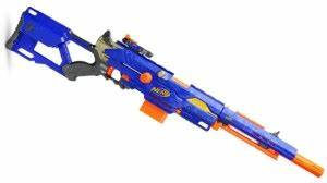 How To Become A Nerf Gun Sniper