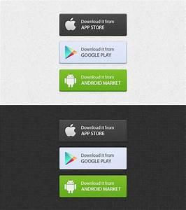 Android App Download : app download buttons psd android ~ Eleganceandgraceweddings.com Haus und Dekorationen