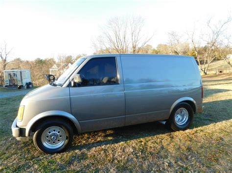 Daily Turismo Hey, Hold My Beer 1985 Chevrolet Astro Van