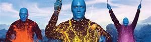 Blue Man Group Show Reviews Preview Exploring Las Vegas