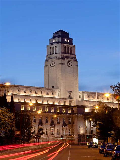 university  leeds leeds west yorkshire venue details