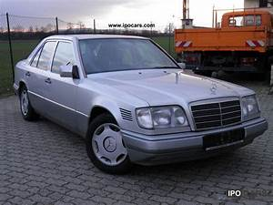 Mercedes 250 D : 1994 mercedes benz e 250 d automatic air ssd cd apc car photo and specs ~ Carolinahurricanesstore.com Idées de Décoration