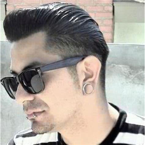 rockabilly guy mens hairstyle pinterest style retro men  rockabilly hair