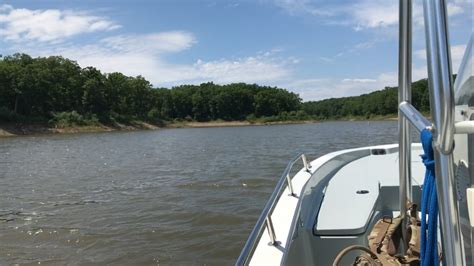 Boat Safety Week by Missouri Troopers Give Safe Boating Tips During National