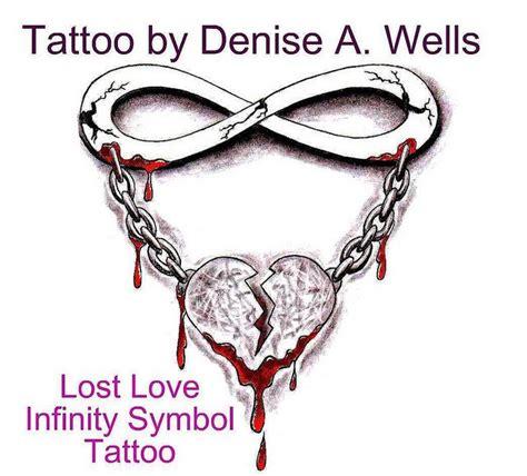 lost love tattoo design  denise  wells tattoos