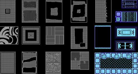 Carpets in AutoCAD   Download CAD free (1.53 MB)   Bibliocad