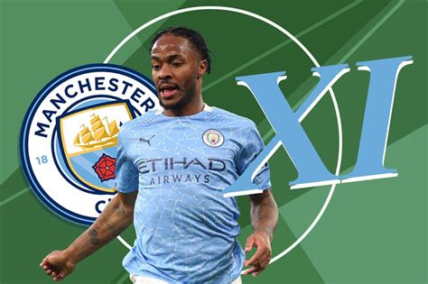 Manchester City XI vs Crystal Palace: Confirmed team news ...