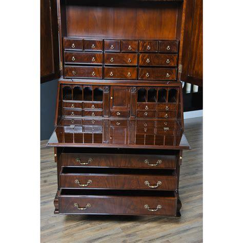 secretarys desk furniture home furniture office large mahogany desk