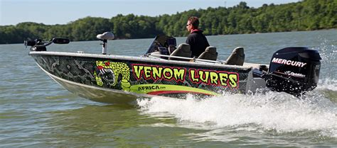 Bass Fishing Boats South Africa by The Venom Boat Venom Lures Africavenom Lures Africa