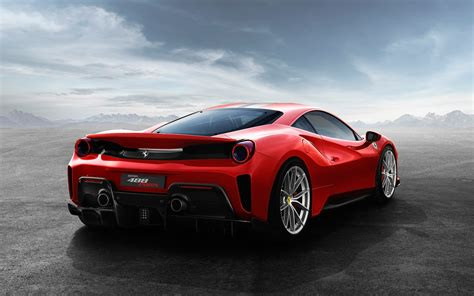 We are living during the greatest age ferrari has ever known. 2018 Ferrari 488 Pista | Serious Wheels